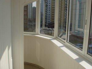как самому утеплить балкон