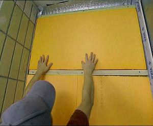 утепляем балкон пеноплексом