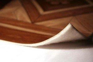 линолеум как простейшая теплоизоляция
