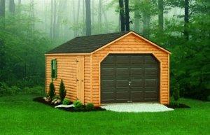 Крыша гаража - защита от дождя, снега и других осадков