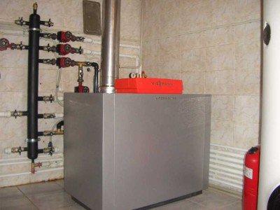 От выбора котла отопления зависит в дальнейшем расход энергии на обогрев дом