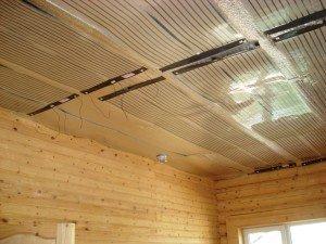 Электрическое отопление гаража
