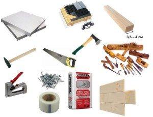 Список инструментов