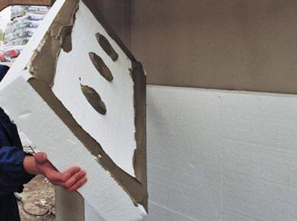 Утепление стен изнутри своими руками фото
