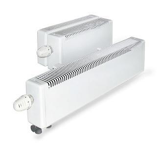 водяные конвекторы