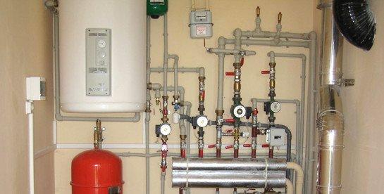 Чем промыть систему отопления в частном доме