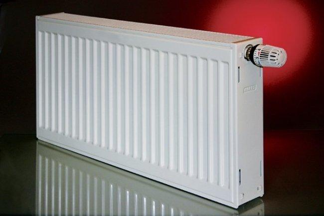 Стальные панельные радиаторы Aura