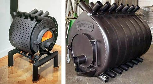 Чертежи газогенератор своими руками