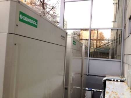 GENERAL переформатирует офисы «Сбербанка России»
