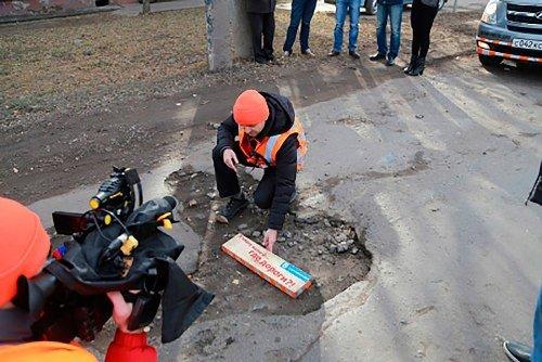 Пенсионер из Тамбова пострадал из-за халатности коммунальщиков