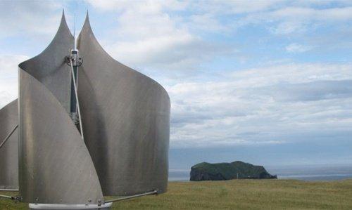 В Исландии появились устойчивые к шторму ветровые генераторы