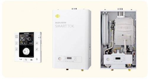 Новинка от компании Navien – двухконтурные котлы серии SMART – TOK