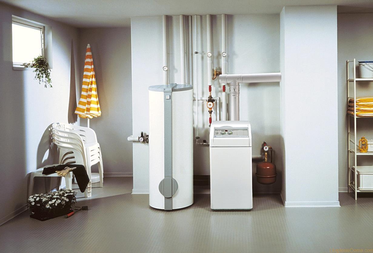 Отопление на газу: выбор котла