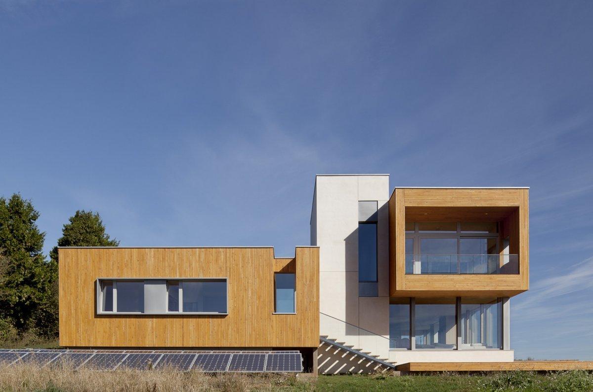 «Пассивный дом» представлен компанией Сен-Гобен