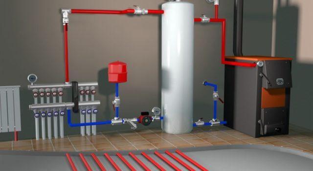 Виды теплообменников системы отопления Кожухотрубный конденсатор Alfa Laval CXP 144-XS-2P Кызыл