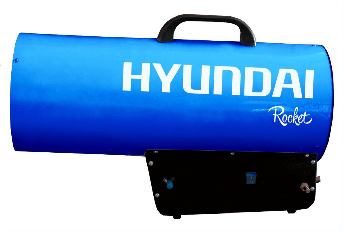 Новейшие тепловые пушки от Hyundai уже скоро появятся в продаже!