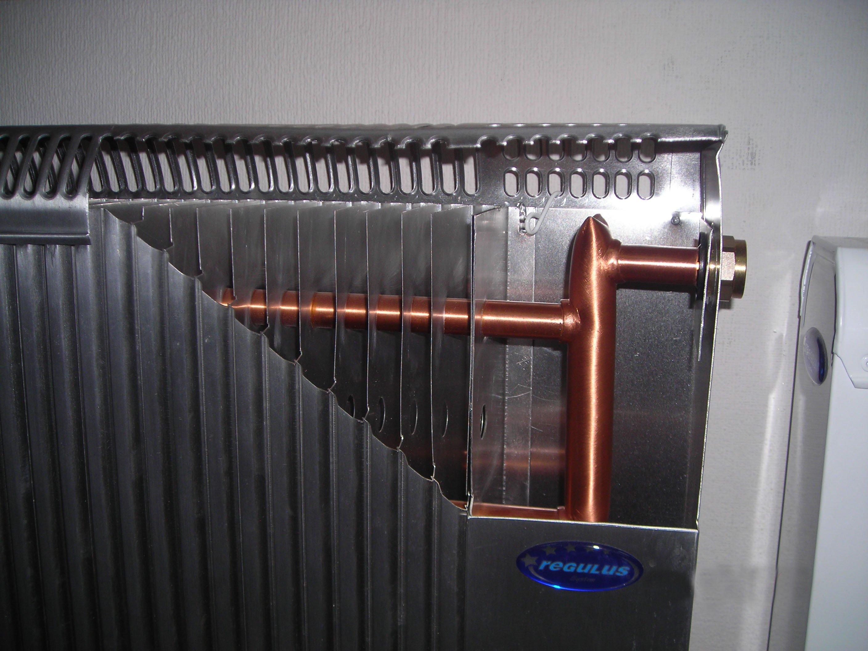 Порядок установки радиатора отопления