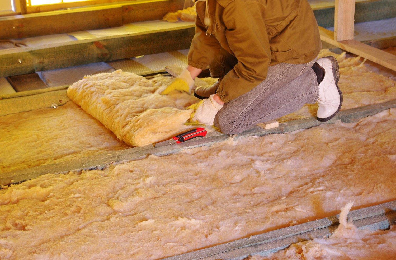 Утепляем пол в деревянном доме своими руками: схемы