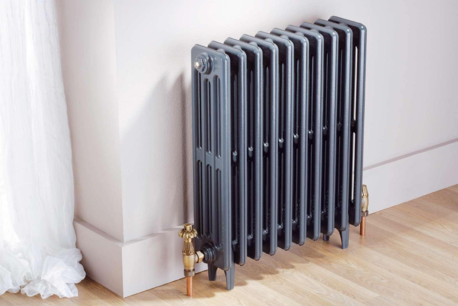 Правила установки радиаторов отопления инструкция