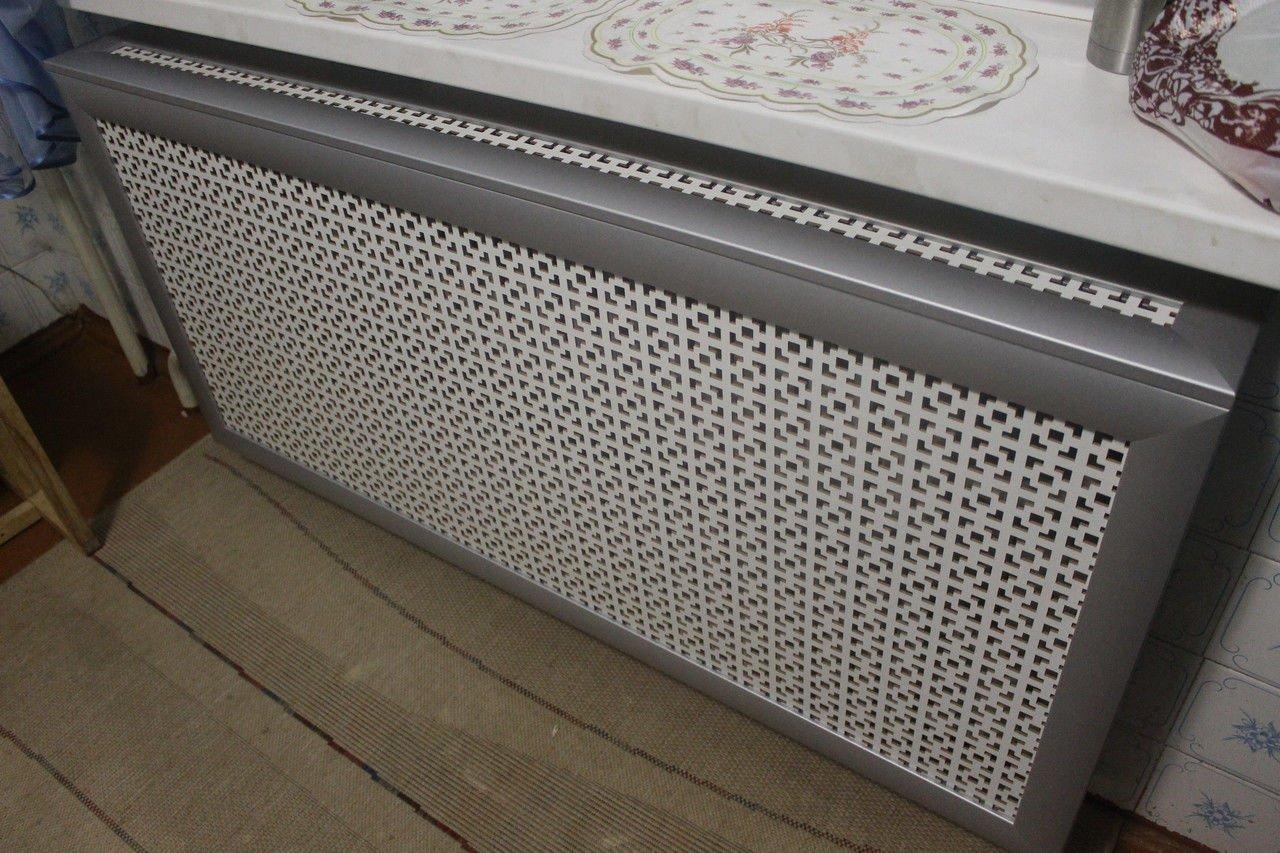 Как выбрать решетку на радиатор отопления?
