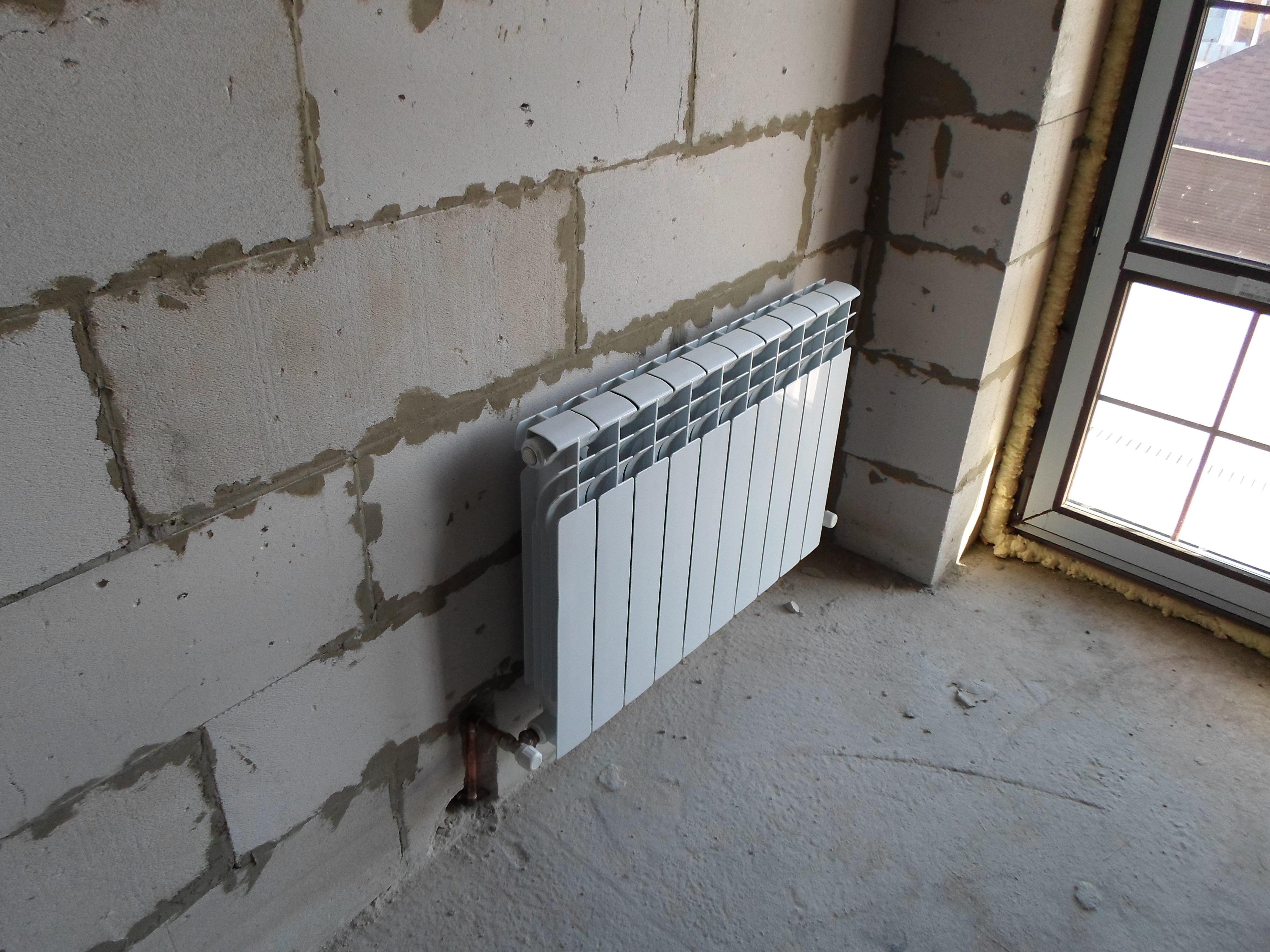 Проектирование и монтаж водяного отопления в гараже своими руками