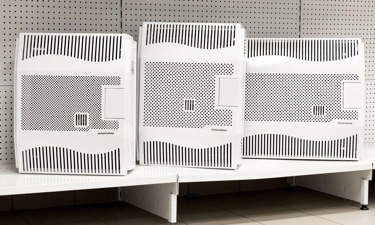 6 популярных моделей газовых конвекторов