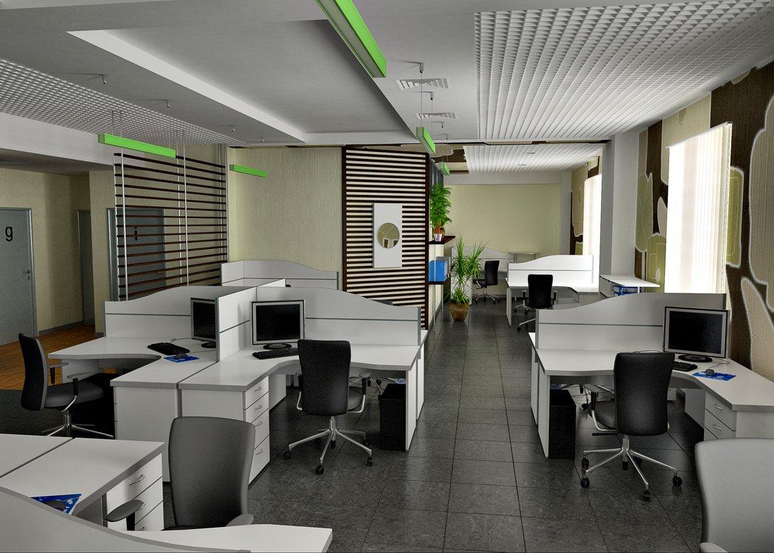 Вентиляция офисного пространства оптимизирует рабочий процесс минимум на 90%