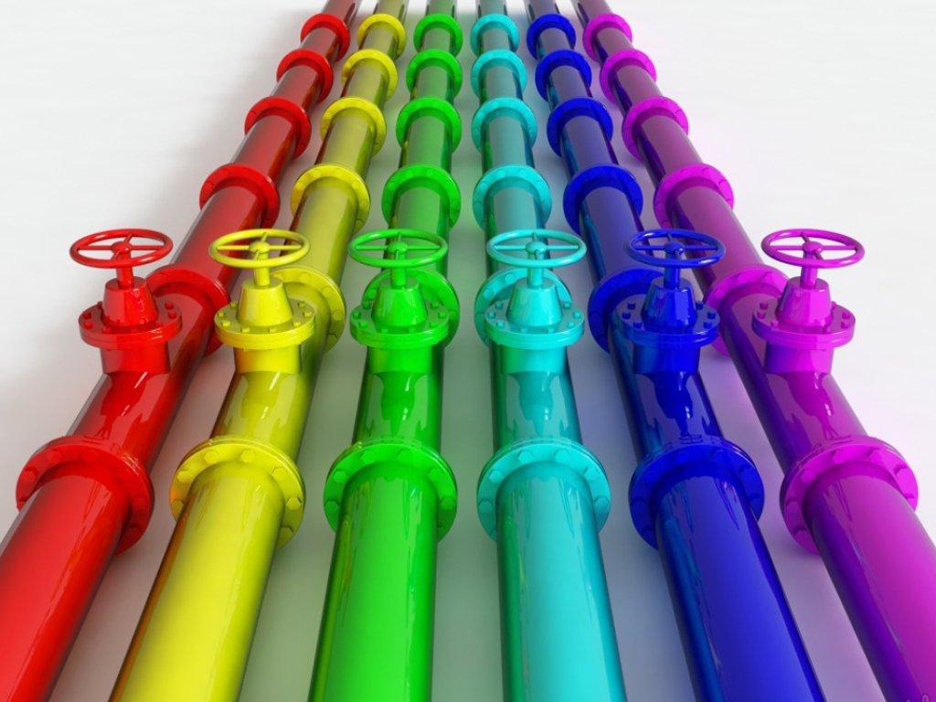 Выбираем краску для отопительных труб