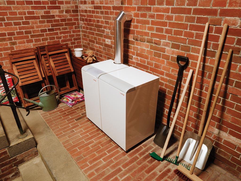 Способы установки котлов отопления в загородном доме