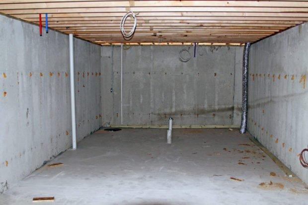 сообщений утепление потолка погреба изнутри презентационного