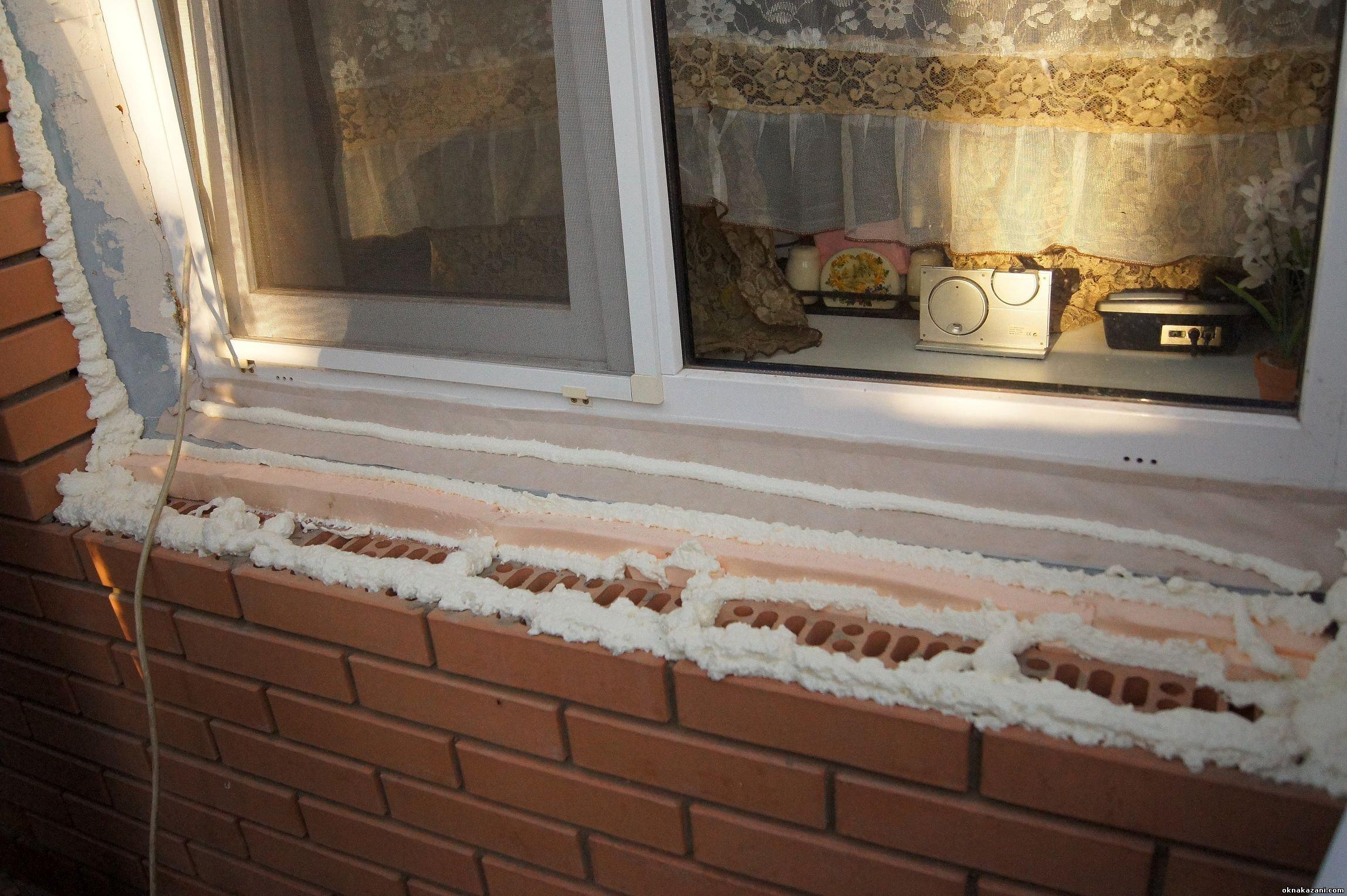 Утепление старых деревянных окон на зиму 54