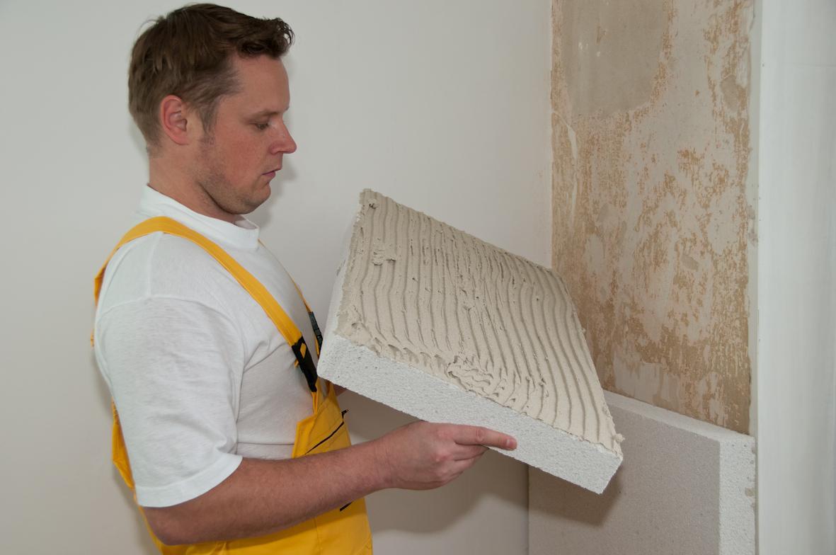 Профессиональное внутреннее утепление стен с использованием современных технологий