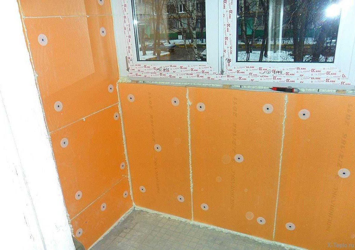 Как произвести внутреннюю теплоизоляцию стен дома без ошибок