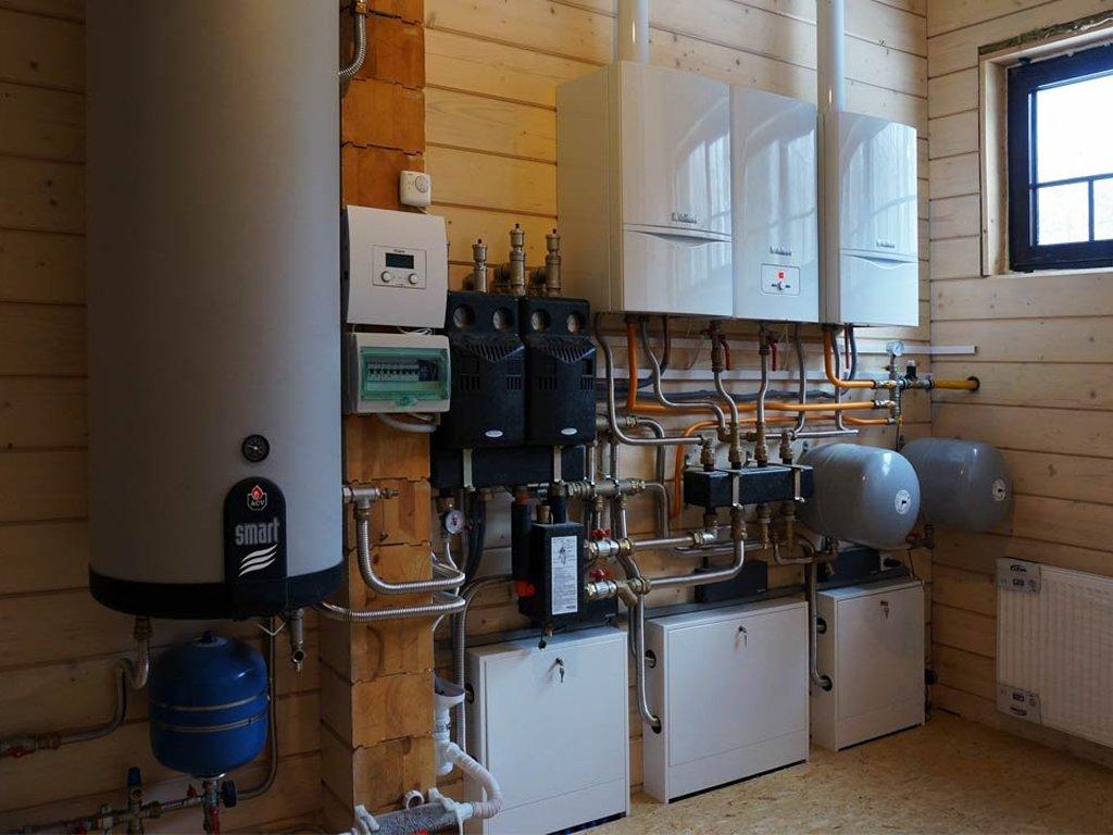Как промыть систему отопления?