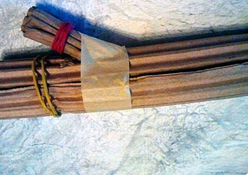 Заготовки для имитации дров