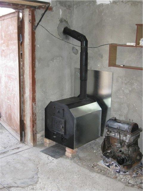 Построить смотровую яму в гараже