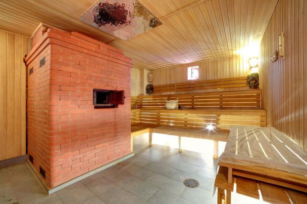 Банная печь Кузнецова
