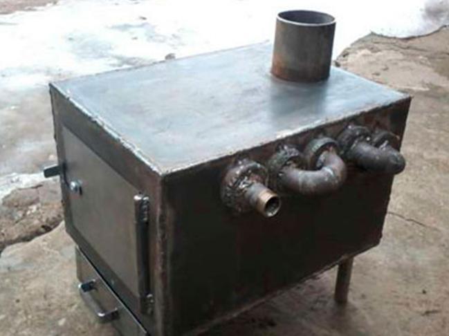 Теплообменник водяной для буржуйки своими руками теплообменник котел hermann