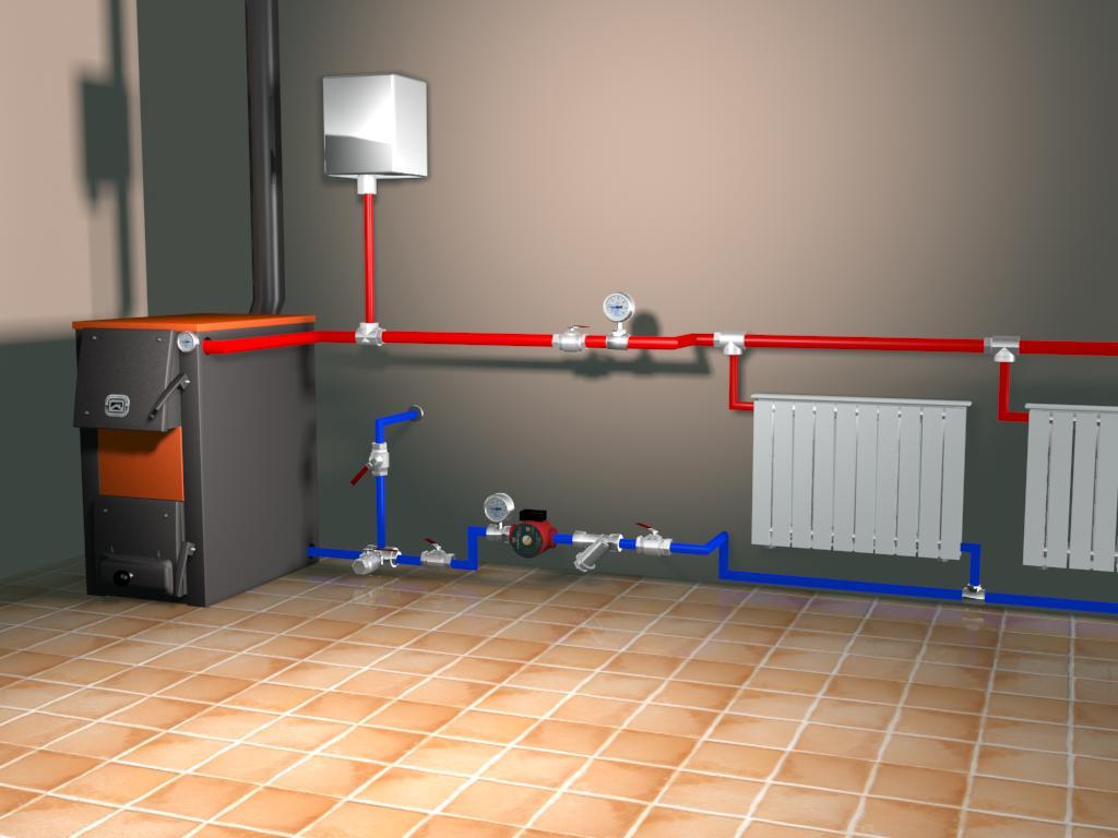 Почему при проектировании, стоит выбрать электрическое центральное отопление?
