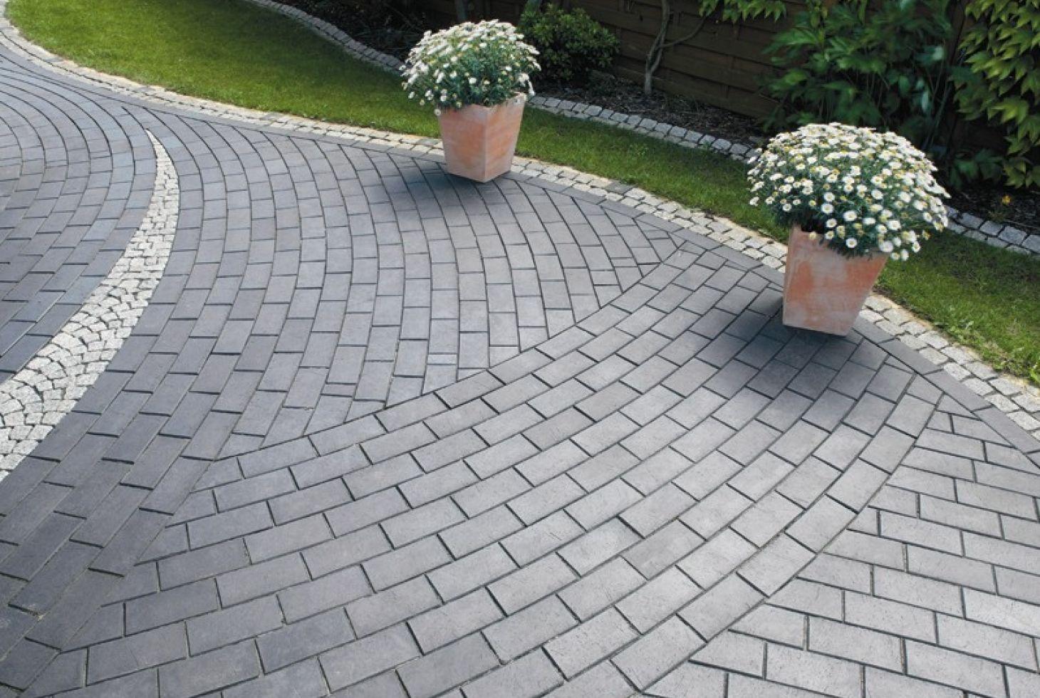 Выбираем тротуарную плитку