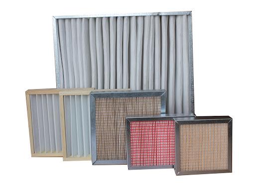 промышленные воздушные фильтры