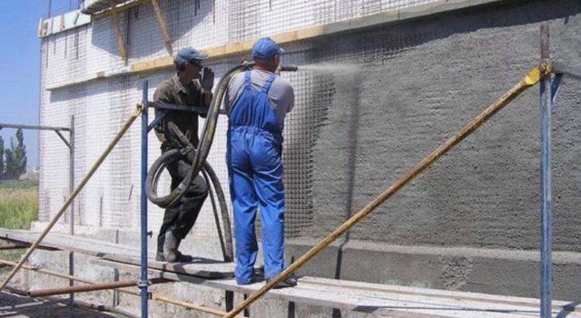 Как защитить бетон от влаги