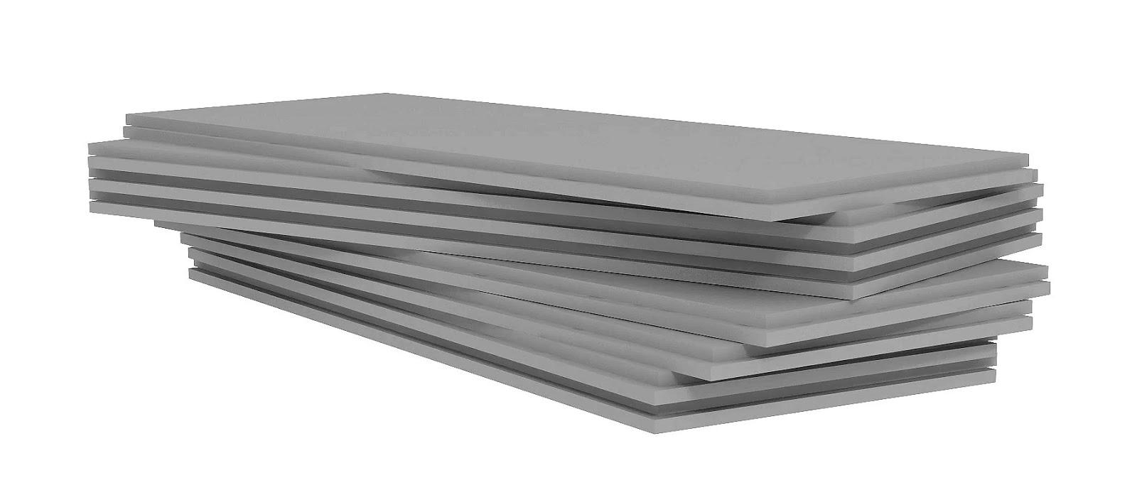 Экструдированный пенополистирол: свойства, технология производства, маркировка, особенности монтажа