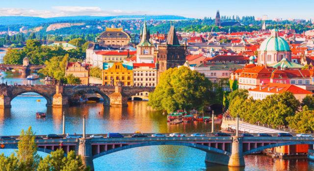 Туры в Прагу из Москвы