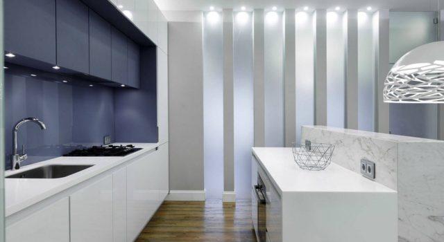 инновационный дизайн интерьера в квартире