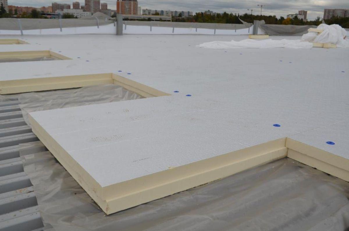 Производство и применение теплоизоляционных плит