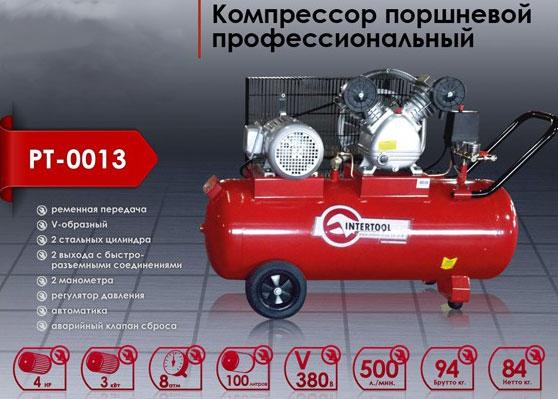 Сфера использования компрессоров и сопутствующего оборудования