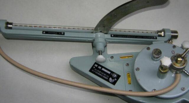 ММН-2400(5)-1,0 микроманометр