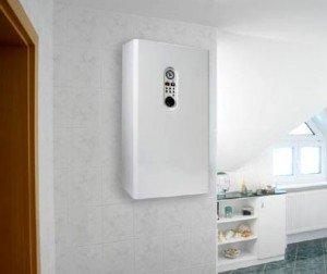 Электрический котёл основной источник тепла