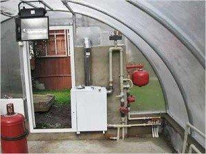 Газовое отопление эффективно всю зиму